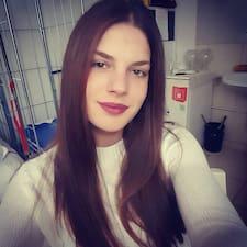 Profil utilisateur de Nikoleta