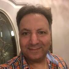 Mehrdad felhasználói profilja