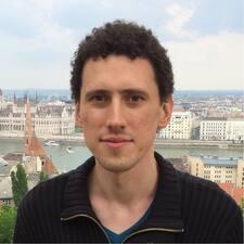 Andriy felhasználói profilja