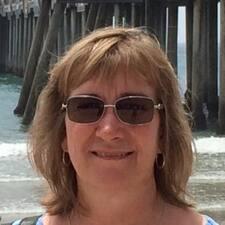 Tracy felhasználói profilja