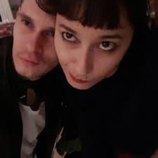 Olga Y Andres Brugerprofil