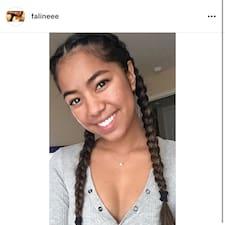 Profil Pengguna Faline