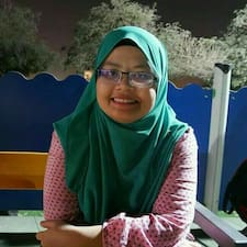 Gebruikersprofiel Siti Fatimah