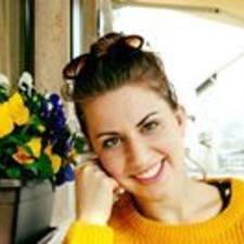 Beatrice felhasználói profilja