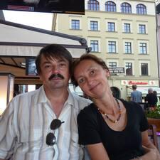 Irena I Piotr的用戶個人資料