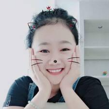 Perfil do usuário de 珊珊