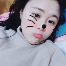 Profil utilisateur de 潆露
