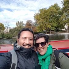 โพรไฟล์ผู้ใช้ Claudia Y Nicolas