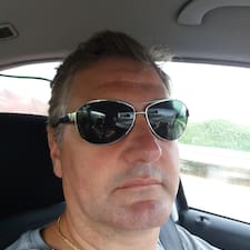 Juan Vicente felhasználói profilja