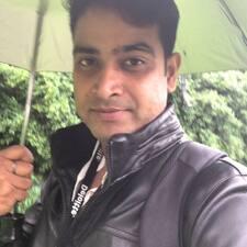 โพรไฟล์ผู้ใช้ Shreyas