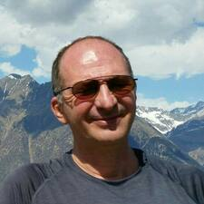 Perfil do utilizador de Günter