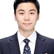 Jun Ho felhasználói profilja