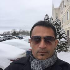 Användarprofil för Sanjay