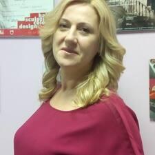 Nutzerprofil von Anastasia