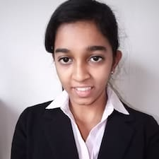 Anuradha的用戶個人資料