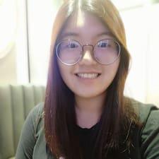Användarprofil för Jie Shuang