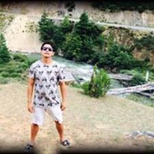 Kavin felhasználói profilja