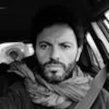 Luís felhasználói profilja