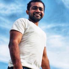 Vishakh User Profile