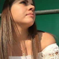 Alicia Lucia felhasználói profilja
