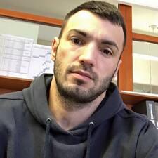 Darijo User Profile
