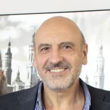 Javier Tito felhasználói profilja