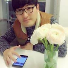 Perfil do usuário de Hyungmin
