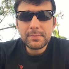 Marcílio User Profile