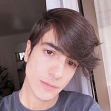 Profil utilisateur de Adonis