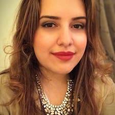 Profil utilisateur de Rojin