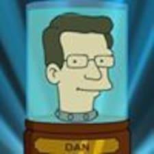 Henkilön Dan käyttäjäprofiili
