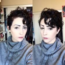 Allison felhasználói profilja
