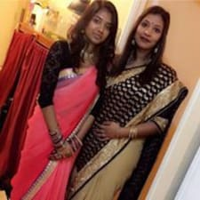 Profil utilisateur de Saranya