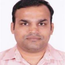 Perfil do utilizador de Raghavendra