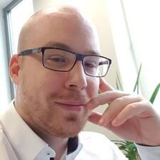 Profilo utente di Dávid