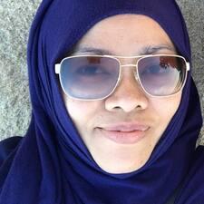 Nutzerprofil von Rafida