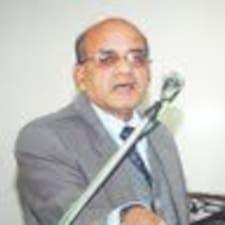 Amitabh K User Profile