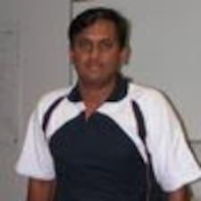 Henkilön Vinoth Kumar käyttäjäprofiili