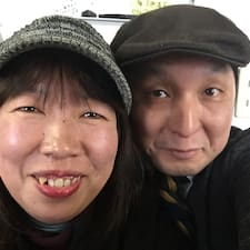 Profil utilisateur de Miyuki & Masa