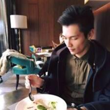 Guan Chen的用戶個人資料