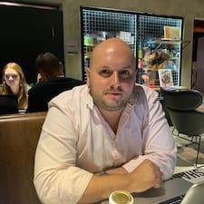 Profilo utente di Daniel Fernando