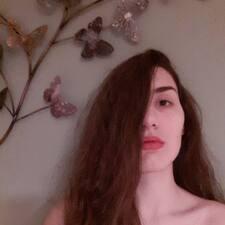 Profil utilisateur de Τατιάνα
