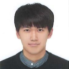 Användarprofil för 동현