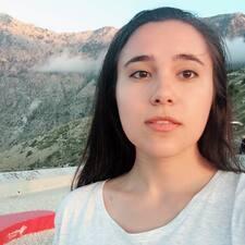 Profil utilisateur de Алия