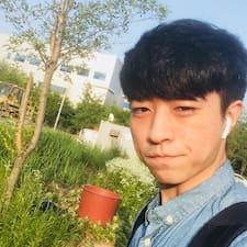 Profil Pengguna Taeho