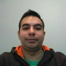 Perfil do usuário de Faisal