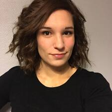 Perfil do usuário de Hélène