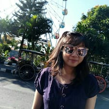 Profil utilisateur de Anesella Shara