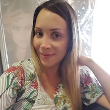 Adriana T felhasználói profilja