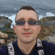 Milos - Uživatelský profil